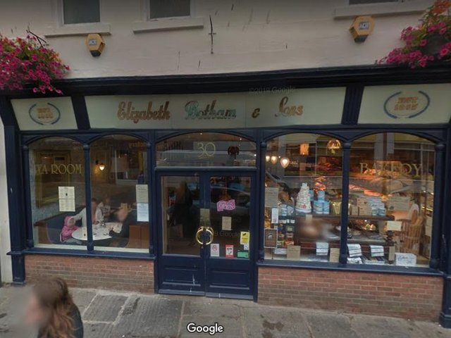 Elizabeth Botham set up her bakery in the ancient fishing port of Whitby over 150 years ago. (Photo: Google)