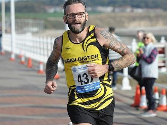 Entries are open for this year's Bridlington Half Marathon  Photo by Paul Atkinson