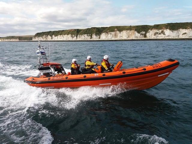 Flamborough's lifeboat