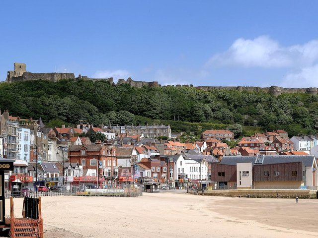 The Yorkshire Coast is forecast sunshine this weekend.