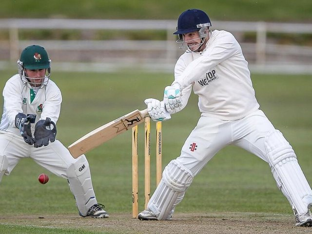 SEASON OPENER: All-rounder Ben Elvidge is excited for the new campaign