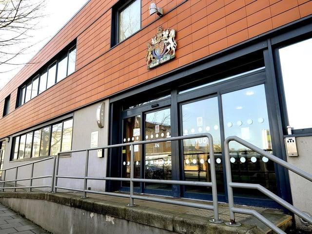 Scarborough Magistrates' Court