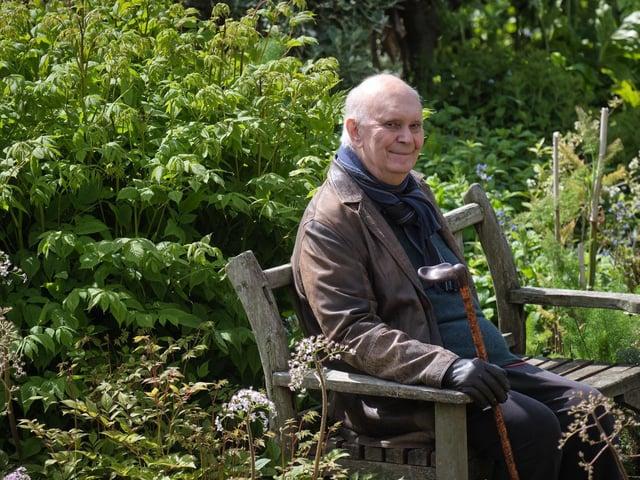 Playwright and director Sir Alan Ayckbourn