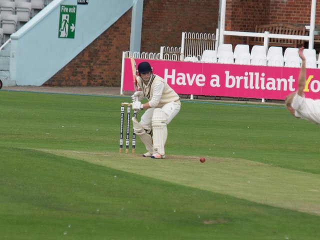 Tom Precious shone with bat and ball in the Scarborough 2nds win at Hornsea