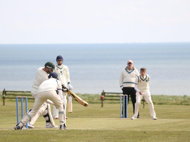 Sewerby v Folkton & Flixton 2nds  PHOTOS BY TCF PHOTOGRAPHY