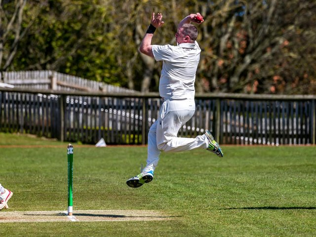 Mulgrave 2nds v Wykeham 2nds  Photos by Brian Murfield