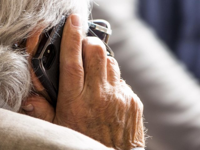 People are being warned about a cruel hoax caller who has been falsely telling members of the public that their loved ones have died in a car crash