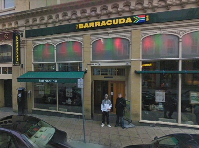 We all remember the odd night in Barracuda