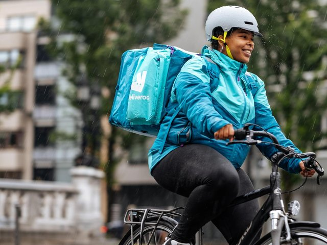 Deliveroo is launching in Scarborough.