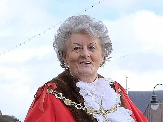Mayor Hazel Lynskey