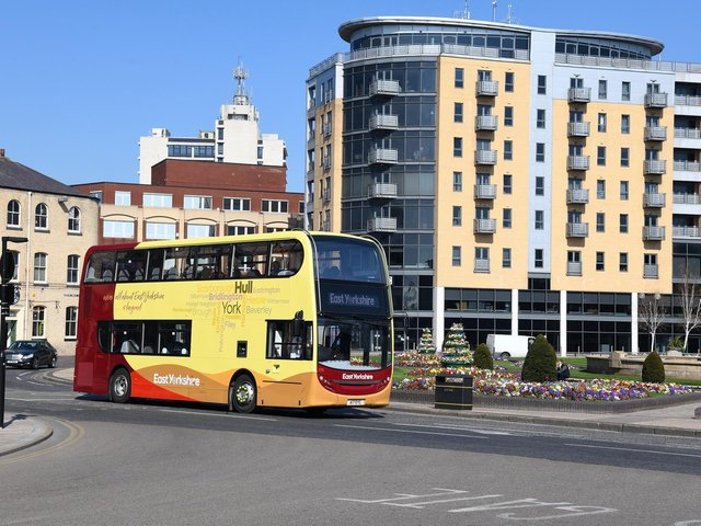 East Yorkshire bus services return to normal timetable