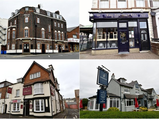 Does your local feature on this list of CAMRA recommended pubs?