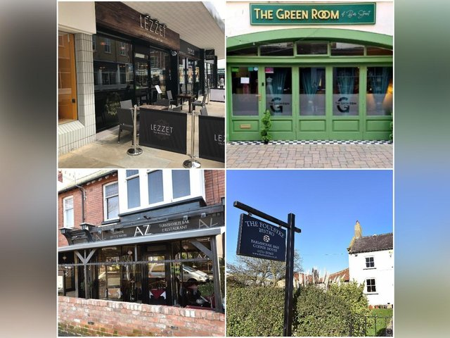 Scarborough's top 17 restaurants as rated by TripAdvisor reviewers.