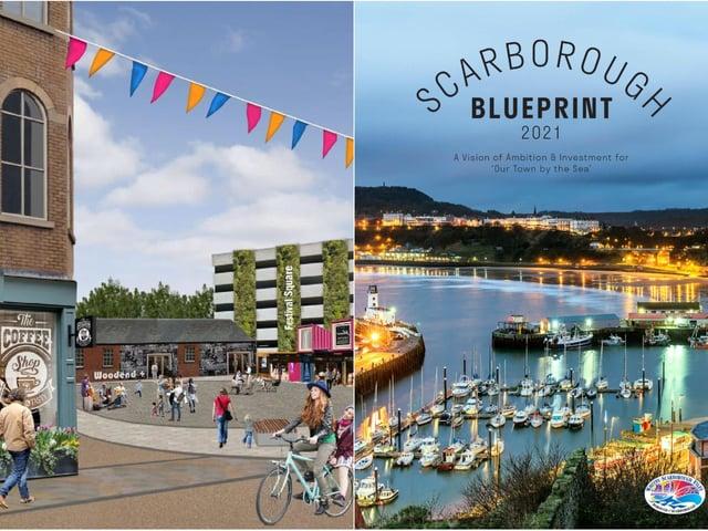 The Scarborough Blueprint 2021 includes plans for a Festival Square.