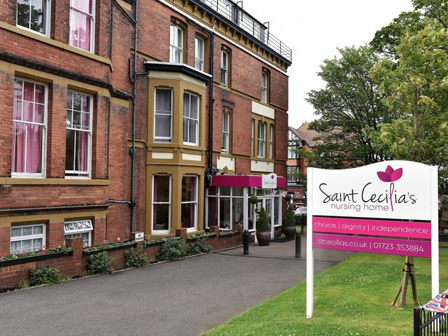 St Cecelia's Nursing Home will feature in the documentary
