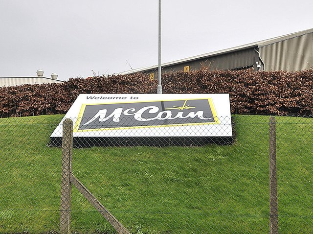 The McCain site in Eastfield, Scarborough. Picture: Richard Ponter/ JPI Media
