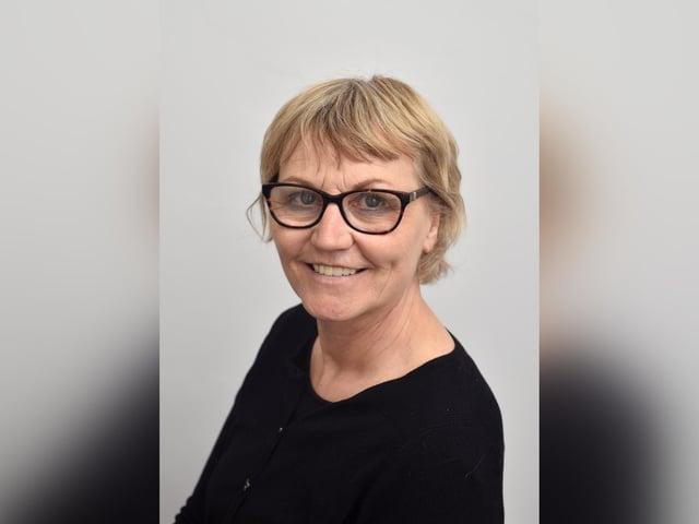 Councillor Theresa Norton.
