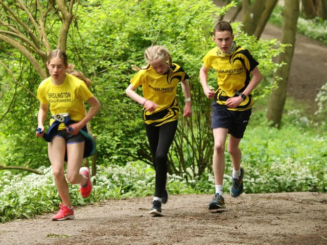 PHOTO FOCUS - BRID ROAD RUNNERS JUNIORS  PHOTOS BY TCF PHOTOGRAPHY