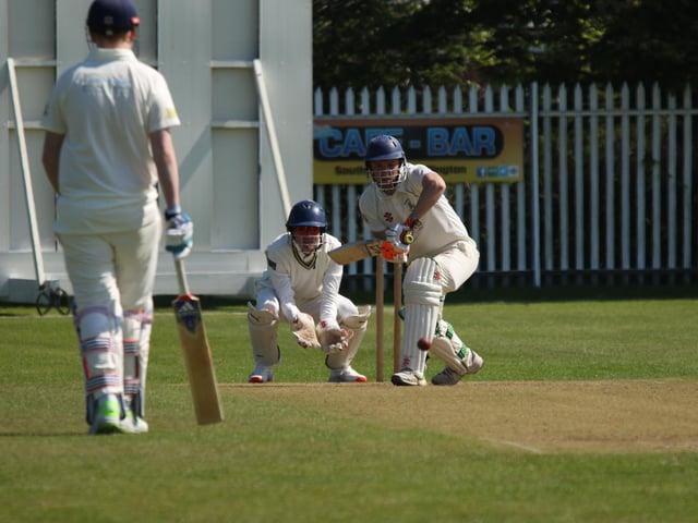 Bridlington 2nds v Seamer  PHOTOS BY TOM FYNN