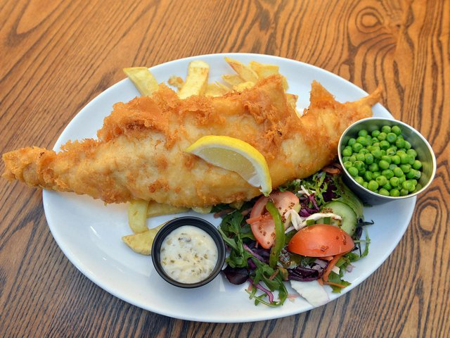 Will you be tucking into some fish and chips this week?