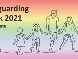 There is a free online programme for Safeguarding Week 2021.