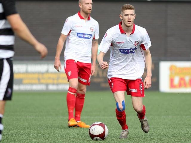 Kieran Glynn has signed a new deal with Boro