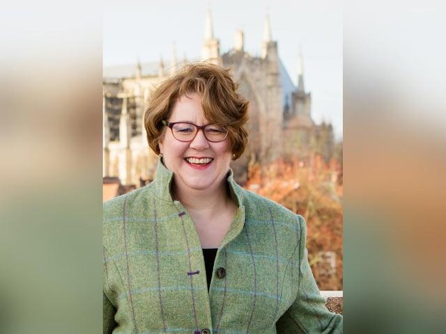 New LEP business board chair, Sue Jefferson.