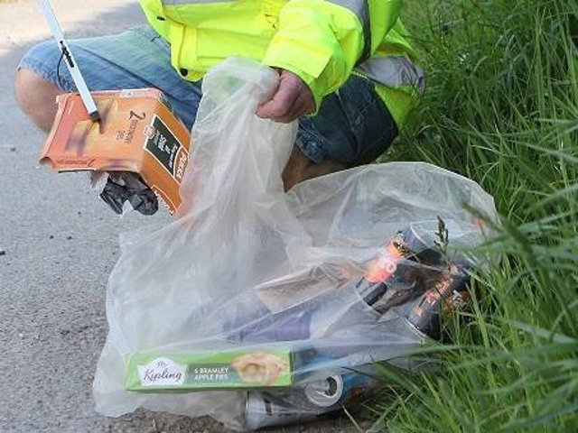 Eastfield residents invited to take part in litter pick
