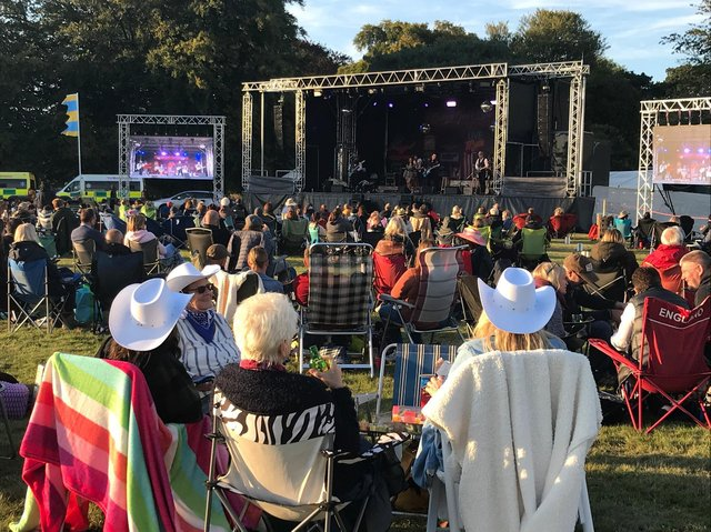 The event returns to Scampston Hall