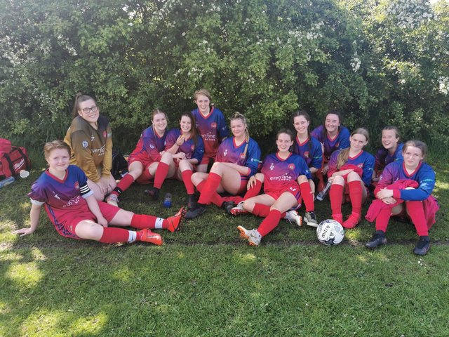 Scarborough Ladies U18s have moved into the semi-finals of the West Riding Cup.