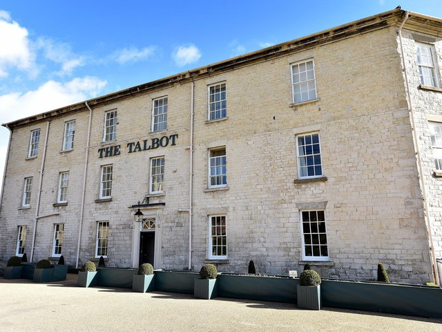 The Talbot in Malton has been named as one of the best employers in the country.