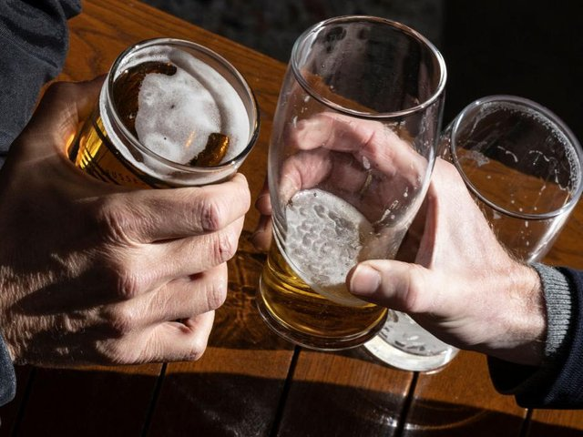 Scarborough has 170 pubs serving a population of 108,757 - that's 640 people per pub! (Photo: Dan Kitwood/Getty Images)
