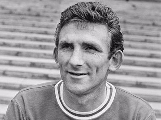 Colin Appleton, during his time as a Leicester City player, in 1962