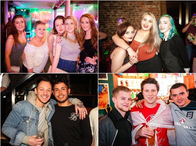 Photos from our Big Night Out archive. JPI Media