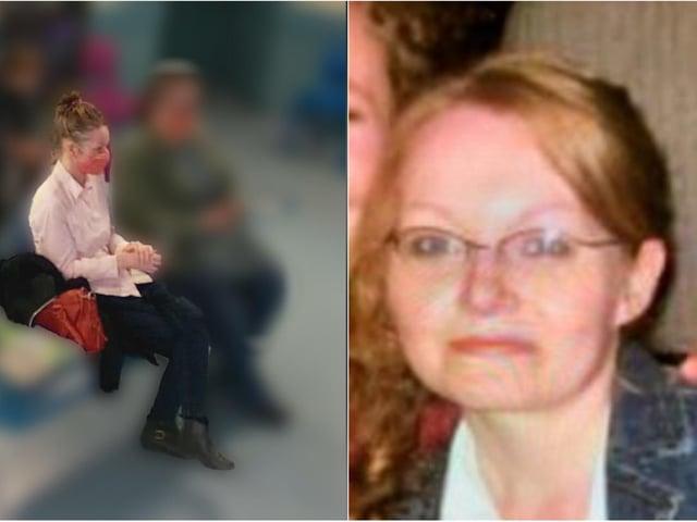 MISSING: Sarah West, 46.