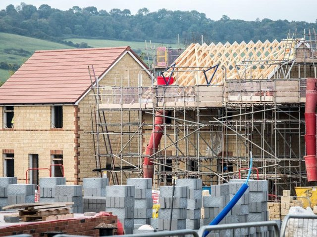 There are currently 2,000 families on Scarborough's housing list waiting for an available home. (Photo: Getty/Matt Cardy)