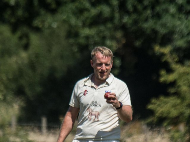 Paul Hesp took three wickets for Scalby in their win