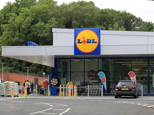 A Lidl store in Yorkshire. Picture: JPI Media