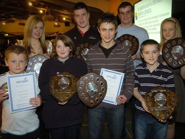 RETRO SPOTLIGHT: Scarborough Sports Awards photos  Recognise anyone? Tweet us via @SN_Sport