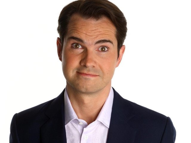 Jimmy Carr has put back his Scarborough Spa date