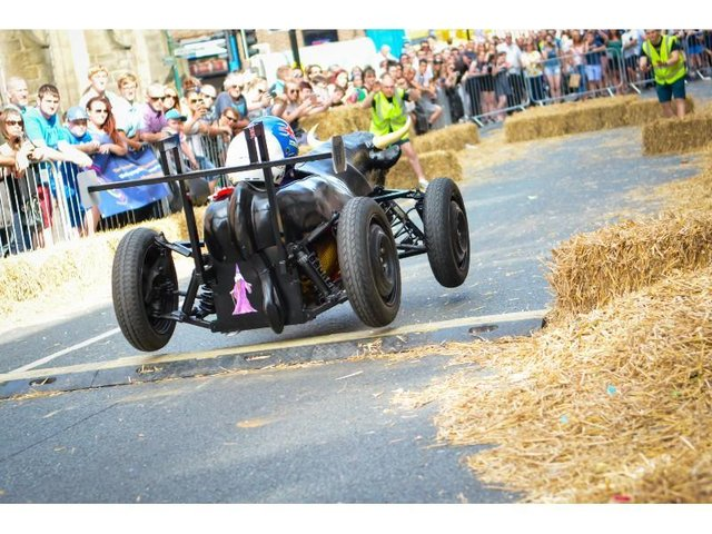 The Super Soapbox Challenge will take place in September