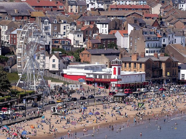 Free public access WiFi has launched on Scarborough's seafront.