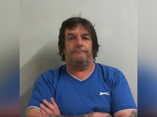 JAILED: Simon Carr, 55.