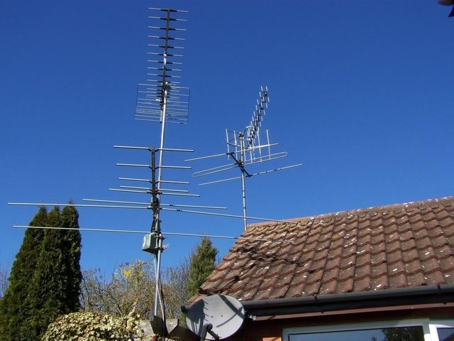 Mobile network improvements in Filey could cause a loss of TV signal.
