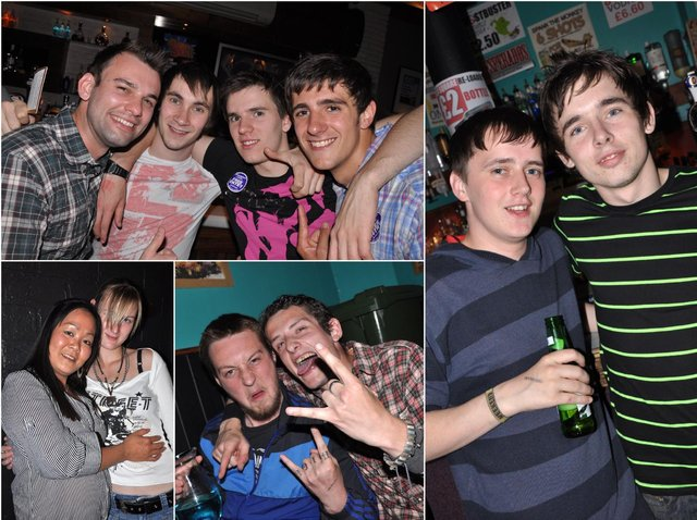 33 photos from nights out in Mansion, Vivaz and Blue Lounge. Photos JPI Media