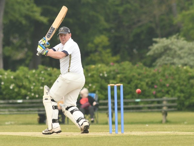 Mike Artley hit a superb ton for Sewerby