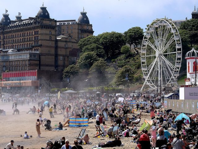 Scarborough South Bay - Great for holidays!