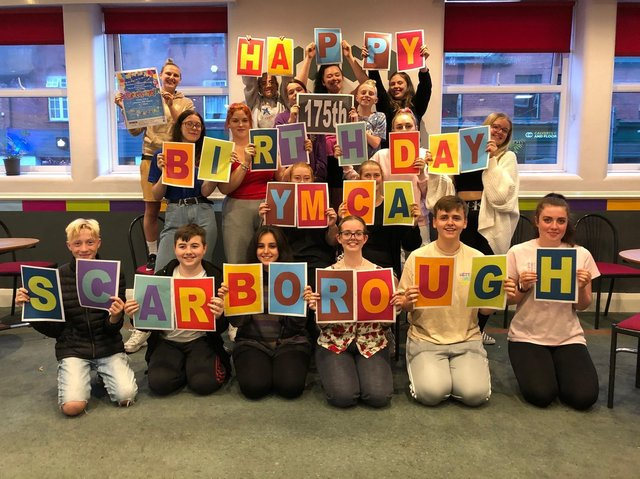 Youngsters from the YMCA theatre group will celebrate with a stage show