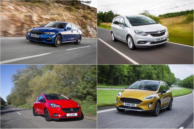 The UK's most accident-prone cars