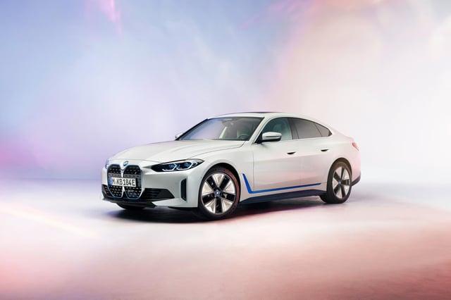 2021 BMW i4